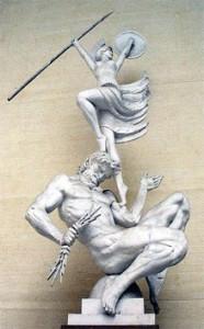 Athena'nın Doğuşu