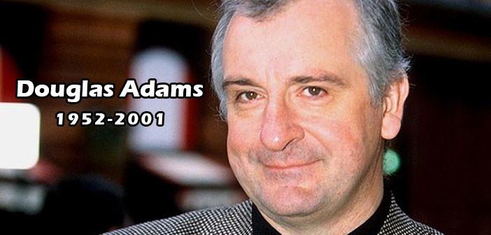 Douglas Adams Üzerine