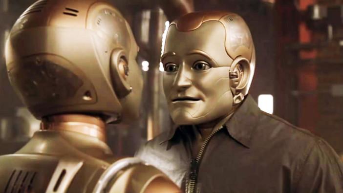 Robot - Bicentennial Man