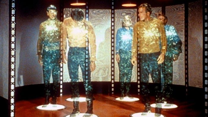 Teleportation - Star Trek